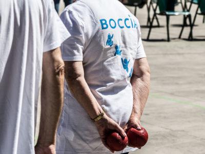 Campeonato Nacional de Boccia - Séniores - Praça D. João I - Porto