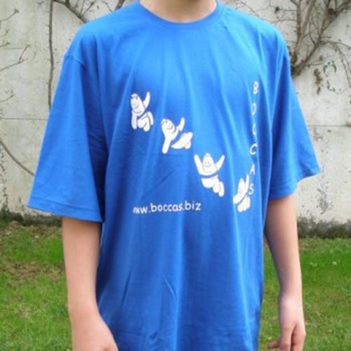 Boccas Blue T-Shirt